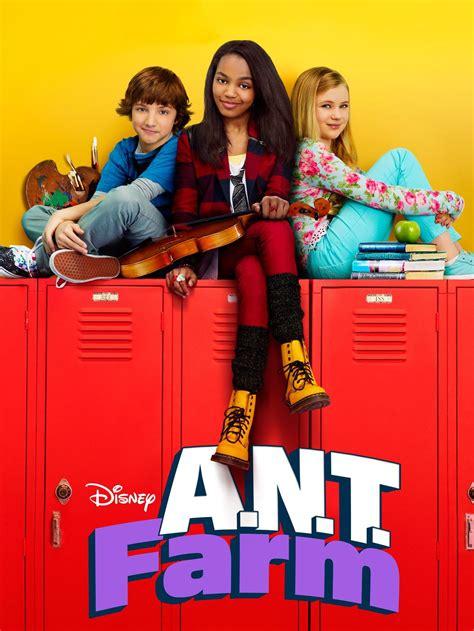 Ant Farm Cast