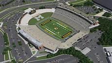 Tiger Stadium Seating Chart 3d Missouri Football Virtual Venue By Iomedia