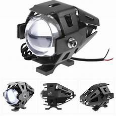 Motorcycle Led Light Kit Motorcycle Led Running Light Kit 125w Fog Spot Work Lamp