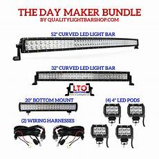 Quality Led Light Bars Led Light Bar Bundle Deals Quality Light Bars