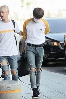 160812 jungkook airport fashion jungkook bangtan jikook