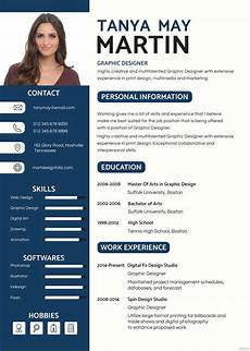Editable Resume Template Free Professional Resume And Cv Template In Psd Ms Word