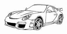 Malvorlagen Autos Auto Ausmalbilder Porsche 02 Malvorlagen F 252 R Senioren