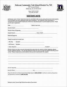 Dr Note Template 10 Editable Doctor Note Template Sampletemplatess
