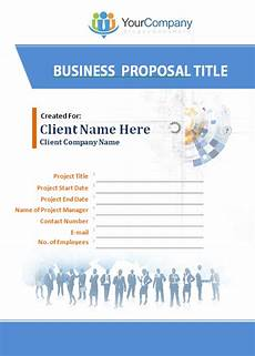 Template For A Business Proposal Business Proposal Template Office Templates Online