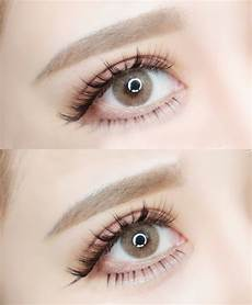 Light Brown Eye Contact Lenses Enlarge Pupils Colored Contact Lenses Hd Polar Lights