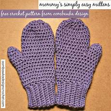 s simply easy mittens free pattern oombawka