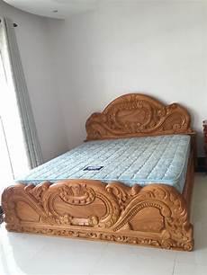 khmer solid wood bed wood bed design wooden bed design