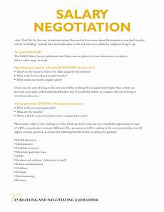 Can You Negotiate An Offer Letter Salary Offer Letter Templates At Allbusinesstemplates Com