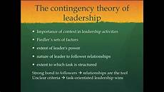Examples Of A Leader Leadership Great Man Theory Contingency Theory Of