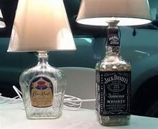 Diy Liquor Bottle Lights Diy Liquor Bottle Lamp Lighting And Ceiling Fans