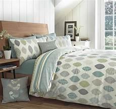 appletree 174 leaf reversible duvet covers quilt set 100