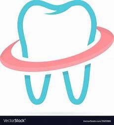 Dentistry Logo Design Dentist Tooth Logo Design Template Dental Clinic Vector Image