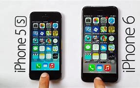 Image result for iPhone 5S vs 6