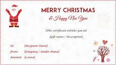 Gift Card Samples Free 44 Free Printable Gift Certificate Templates For Word Amp Pdf