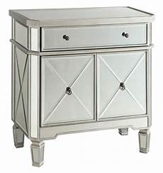 mirrored drawer wine cabinet from coaster 102596