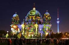 Berlin Festival Of Lights 2019 Dates Un Tripudio Di Colori A Berlino Durante Il Festival Of Lights