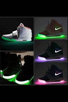 Nike With Light Shoes Light Up Nikes For Adults Light Up Shoes Pinterest