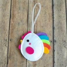 crafts felt felt chicken ornament by paisleymoose on etsy felt