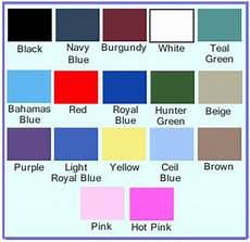 Scrub Color Chart Kids Scrubs And Lab Coats Size And Color Chart Kids