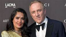 salma hayek s hubby is one of the richest people ever