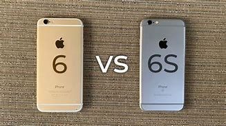 Image result for iphone 6 vs 6s comparison