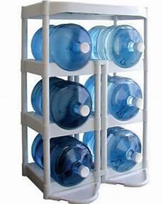 water bottle storage 5 gallon buddy rack shelf system home