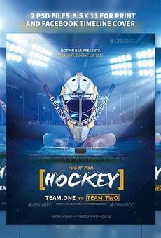 Hockey Flyer Template 25 Best Sport Psd Flyer Templates Print Idesignow
