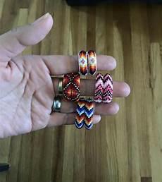 beaded hoop earrings beautiful beaded jewelry beaded