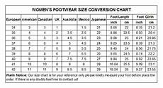 India Shoe Size Conversion Chart The Science Of How To Buy Shoes Online You Posh Girl