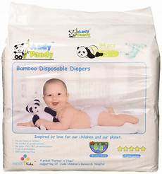 Andy Pandy Diaper Size Chart Amazon Com Eco Friendly Premium Bamboo Disposable Diapers