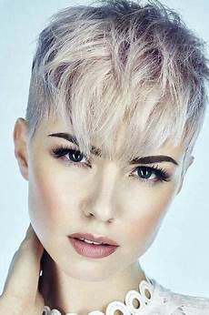 frisuren frauen ultrakurz frisuren 2018 pixie cut zentraldrogerie magazin