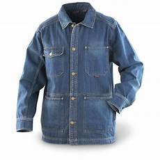 Jean Jacket Denim Guide Wolverine 174 Rancher Denim Jacket Denim Blue 152466