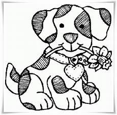 Hunde Malvorlagen Zum Ausdrucken Ausmalbilder Hunde Kostenlos