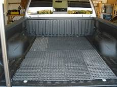 rv net open roads forum truck cers rubber truck bed mats