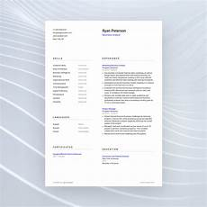 Totally Free Resume Builder And Download Free Modern And Customizable Resume Template You Can