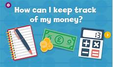 Track My Money Topic 6 How Can I Keep Track Of My Money Teachers