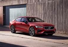 Volvo 2019 Announcement by 2019 Volvo S60 Revealed Bound Sedan Bids Adieu To