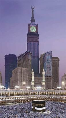 Iphone X Ka Wallpaper Hd by Abraj Al Bait Towers Kabah Mekkah 1080 X 1920