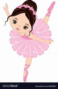 ballerina vector image on with images