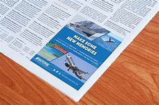 Free Advertising Papers Free Newspaper Ad Mockup Psd Dl Media