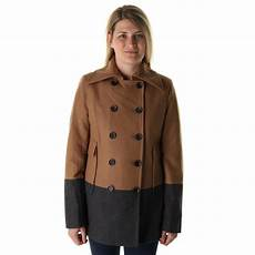 nine west coats for classroom nine west 0876 womens wool blend breasted outwear