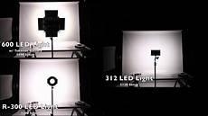 Ring Light Vs F Amp V R 300 R300 Led Ring Light Vs 600 Led Panel Vs 312 Led