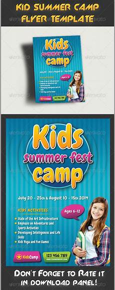 Summer Camp Pamplets Pamphlet Template For Summer Camp Template Of Summer Camp