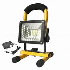 High Power Outdoor Lights 30w Rechargeable Led Floodlight High Power Xm L T6 Flood