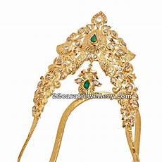 Bajubandh Designs In Silver Latest Vanki Designs Arm Band Jewellery Designs