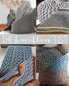 always rooney the knittin list knitting inspiration