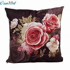 homey linen square pillowcase design decorative pillowcase