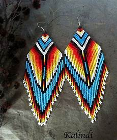 beadwork brincos style beadwork style earrings
