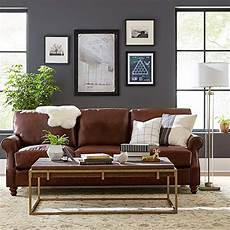 beam charles classic oversize leather sofa best